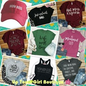 Sweet & Sassy Tshirts and much MORE   😉 Boutique